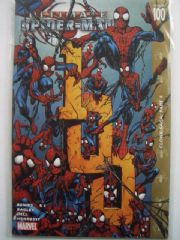 Ultimate Spider-man #100 Clone Saga